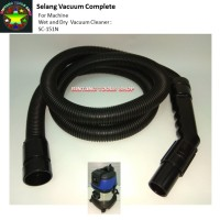 Spare Part Vacuum Cleaner Selang Vacuum Complete SC-151N Accessor