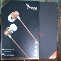 Headset earphone Hippo Miooz se201 Super Bass Original