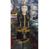 Pakaian Adat Dayak/Kalimantan (dewasa dan anak-anak)