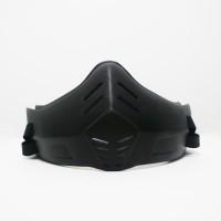 Masker Helm YRM Cargloss - Black