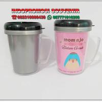 BOTOL MINUM PLASTIK INSERT PAPER R100 MURAH
