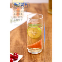 Luminarc Glass/Gelas Bamboo/Gelas Kaca/Gelas Jus/Gelas Import/Highball