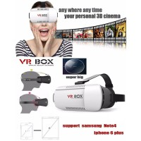 VR Box 2 Virtual Reality Glasses Kacamata HP 3D 3 Dimensi