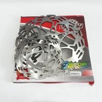 Disc Disk Piringan Rem Cakram Set Depan Belakang Suzuki Satria Fu 150