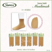 Kaos Kaki Jempol Muslim Merk SOREX W5804