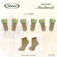 Kaos Kaki Muslim Merk SOREX W5809
