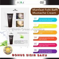 Foltibaffi Cream Obat Penumbuh Jambang Brewok Kumis Jenggot resmi BPOM