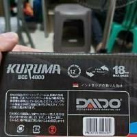 daido kuruma 4000 max drag 18kg power handle murah semarang