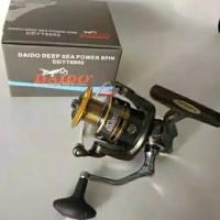 reel daido deep sea power spin 6000 power handle murah semarang