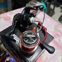 daido fujitex 3000 power handle max drag 15kg murah semarang