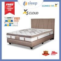 SC COMFORTA X5 Cloud Set 90 100 120 160 180 200