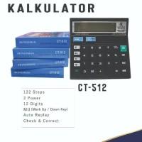 Kalkulator/Calculator Murah Kingsman CT-512 12 Digit