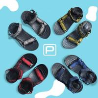Sandal Sepatu Gunung Pria Travelling Pantai Tali Terbaru-PLA 002 M