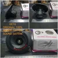 GE16 original tweeter mini sound system speaker super bullet tweeter