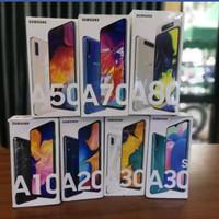 SAMSUNG LENGKAP A80,A70,A50,A30S, A30,A20 & A10