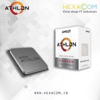 AMD Athlon 3000G Processor With Radeon Vega 3 Graphics