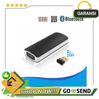 TaffWare Pocket Wireless Bluetooth Barcode Scanner 2D QR 1D - P2000