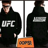 JAKET/SWEATER/HOODIE JUMPER UFC THE ULTIMATE FIGHTER