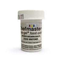 Chefmaster Liqua Gel Color - Liquid Whitener 36,86 Gr