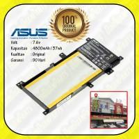 ORIGINAL Baterai Asus A455 A455L X455L A555L X555L seri C21N1401 ORI