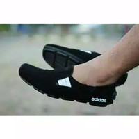 Sepatu Slip On Pria Adidas Suarez Sepatu Casual Murah Santai Slop Pria