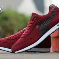 Sepatu Puma Olahraga Running Joging Lari sneakers terlaris 2020
