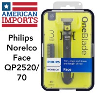 Norelco Philips OneBlade Face Shaver Alat Cukur