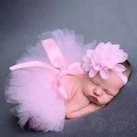 Baju untuk foto bayi / properti foto bayi / rok tutu bayi/ kostum bayi