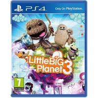 PS4 Little Big Planet 3 - PS 4 Little Big Planet 3 PS4