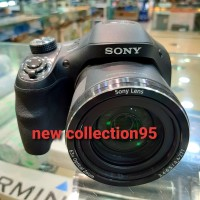 Kamera SONY Cybershot DSC-H400 - 20.1MP - 64X Optical Zoom