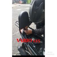 SANDARAN JOK BELAKANG MOTOR MATIC HONDA, BEHEL + BUSA TEBAL VARIO