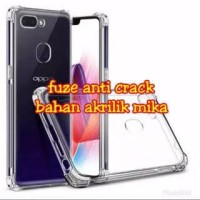Anti Crack Fuze A12 Samsung Casing Banting Case Silicon Acrylic Cover
