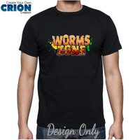 Kaos Worms Zone - Game Cacing - By Crion