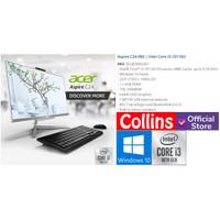 ACER PC ALL IN ONE C24-960 - i3 10110U 4GB HDD 1TB LED 23,8 FHD WIN10