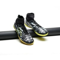 sepatu futsal specs baricada ultima black 38-44 lokal premium