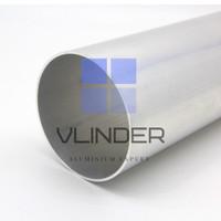 Pipa Aluminium Anodized OD 80 mm x ID 76 mm, t. 2.0 mm