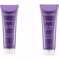 Wardah Renew You Anti Aging Day/Night Cream 17ml