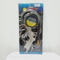 Tora Tire Inflator Digital Tg 25 Pressure Gauge