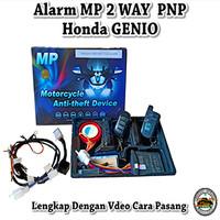 Alarm Motor MP 2 WAY Lgsg PNP Honda GENIO