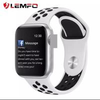 Lemfo 1.4 inch layar sentuh smart watch untuk apple watch android IOS