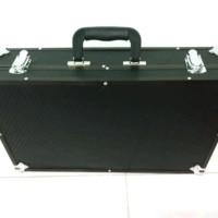 Hardcase Flightcase Efek Gitar Ukuran 60 x 30 x 13 cm