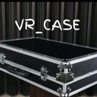 Hardcase Flightcase Efek Gitar Ukuran 55 x 35 x 13 cm