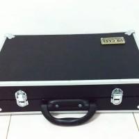 Hardcase Efek Gitar Ukuran 70 x 40 13 cm