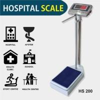 Timbangan Badan & pengukur tinggi Sojikyo HS200 Hospital Scale