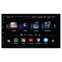 Head Unit Double Din Mobiletech Universal Android 8803 VO T3
