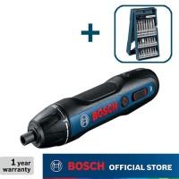 Bosch Obeng Baterai dengan Mata Obeng 25pcs X-line 3.6Volt GO GEN2
