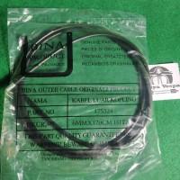 Kabel Luar Hitam Vespa
