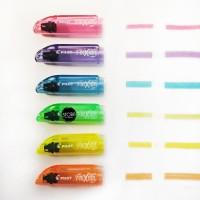 TERLARIS- Pilot Frixion Light Pen / Colour Color Highlighter Textliner