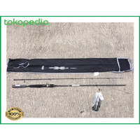 Abu Garcia XROSSFIELD AXFS602ML 5-12LB - SPINNING Rod 180cm - FUJI