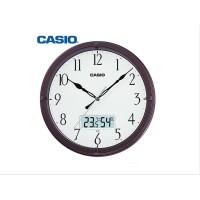 JAM DINDING WALL CLOCK CASIO IC-02 IC 02 5DF ANALOG DIGITAL ORIGINAL